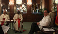 President Aquino with Robert Cardinal Sarah during the courtesy call at the Music Room of Malacañan Palace (3).jpg