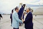 President Richard Nixon Shakes Hands with Senator Hiram Fong.jpg