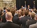 President Trump Addresses Tri- Mission Brussels (41533414980).jpg