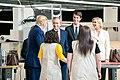 President Trump Visits the the Louis Vuitton Workshop - Rochambeau (48919057311).jpg