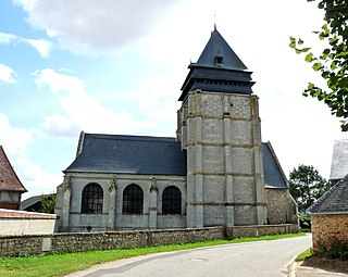 Prey, Eure Commune in Normandy, France