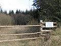 Private Land in Cwmgwdi - geograph.org.uk - 140887.jpg