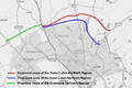 Proposed Dunstable and Luton Northern Bypass.png