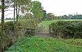 Public footpath to Kibworth Beauchamp - geograph.org.uk - 587867.jpg