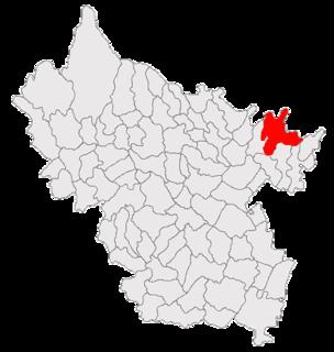Puiești, Buzău Commune in Buzău, Romania