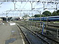 Pune Railway Station West view.JPG