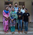 Punjabi Wikimedians 1st Delhi Meetup.jpg