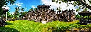 Pura Beji Sangsit - Pura Baji of Sangsit, a pura built in North Balinese style.