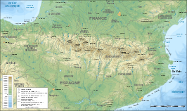 Pyrenees topographic map-fr.svg