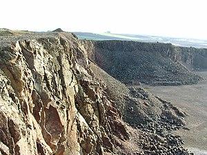 Boysack - Quarry near Boysack