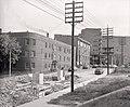 Queen Street Toronto at Parkside Drive 1956.jpg