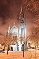 Queens Cross Church - Dec 2009 - geograph.org.uk - 1709723.jpg