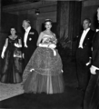 Queensland State Archives 7965 HRH Princess Alexandra at the Royal Ball Brisbane City Hall 21 August 1959.png