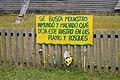 Quinchao – cartel contra basura, 2019.jpg