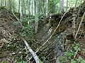 Qvarnstensgruvan Minnesfjället (RAÄ-nr Lugnås 1-1) 0927.jpg