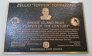 Zellio Toppazzini Canadian ice hockey player