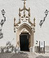 Radovljica Linhartov Trg parish church sv Petra portal 13052015 3683.jpg