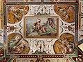 Raffaellino da reggio e lorenzo sabatini, grottesche e allegorie della sala ducale, 1573, 06 ercole e caco.jpg