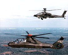 Boeing/Sikorsky RAH-66 Comanche - Wikipedia, the free encyclopedia