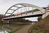 Railroad bridge Mittellandkanal Misburg Hannover Germany 02.jpg