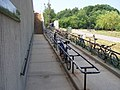 Rails for bikes near rails - panoramio.jpg