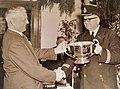 Railway Station Master Jan C. Louis Viljoen - Award.JPG