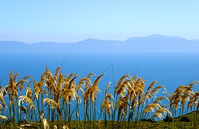 Rakiura and Foveaux Strait from Bluff Hill.jpg