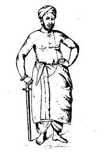 Ramayyan Dalawa Administrator and politician