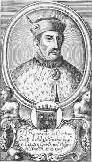 Ramón de Cardona - Ramón Folc de Cardona-Anglesola.