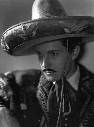 Cinema of Mexico - Image of Ramón Novarro.