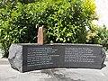 Raoul Wallenberg memorial by Gustav Kraitz, 2017 Lipótváros.jpg