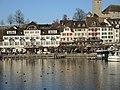 Rapperswil - Hafen - Seequai - Lindenhof - Schloss - Seedamm 2013-12-01 14-51-19 (P7800).JPG