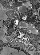Aerial view of Raritan Valley Community College