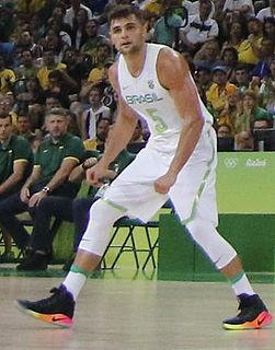 Brazilian professional basketball player