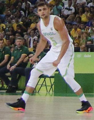 Raulzinho Neto - Image: Raulzinho Neto (2016 Summer Olympics) 2