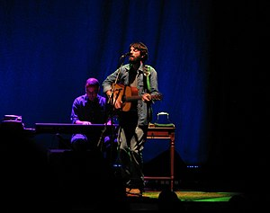 Ray LaMontagne - LaMontagne at The Sage Gateshead in 2009