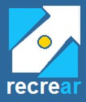 Recreate for Growth - Image: Recrear logo