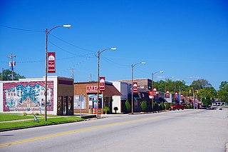 Red Bay, Alabama City in Alabama, United States