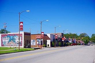 Red Bay, Alabama - Fourth Avenue