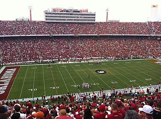 Red River Showdown - The 2012 Red River Rivalry