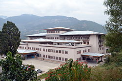 Regional Referral Hospital Mongar
