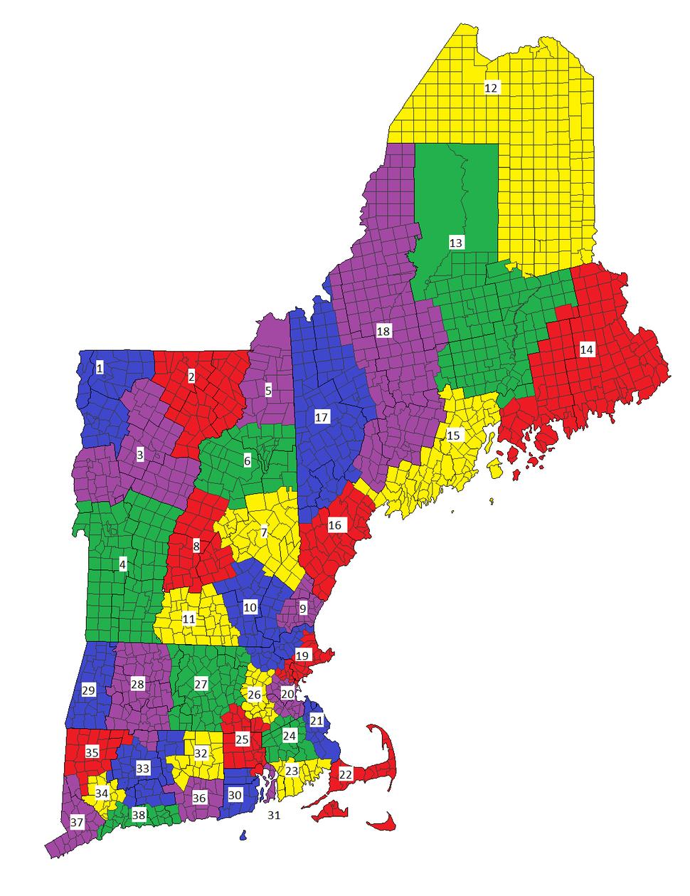 Regions of NE cropped