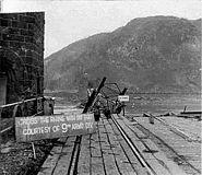 Remagen Bridge Collapsed