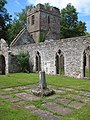 Remains of the churchyard cross - geograph.org.uk - 876809.jpg