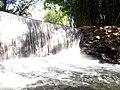 Represa artificial no Ribeirão Rochedo.JPG