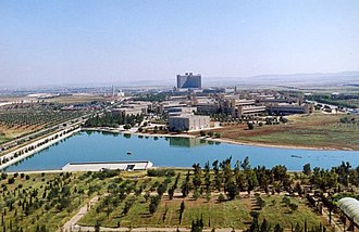 Irbid - Jordan University of Science and Technology campus