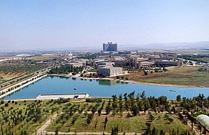 Irbid: Reservoir (Jordan University of Science and Technology)