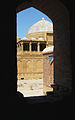Rest House Of A King Of Old Times can be seen from another Tomb Window.jpg