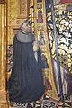 Retaule de sant Martí (donant), Joan Reixach, museu catedralici de Sogorb.JPG