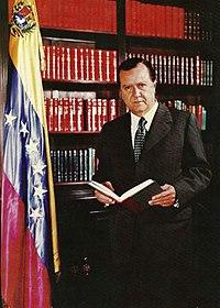 Retrato de Rafael Caldera - Biblioteca La Casona.jpg